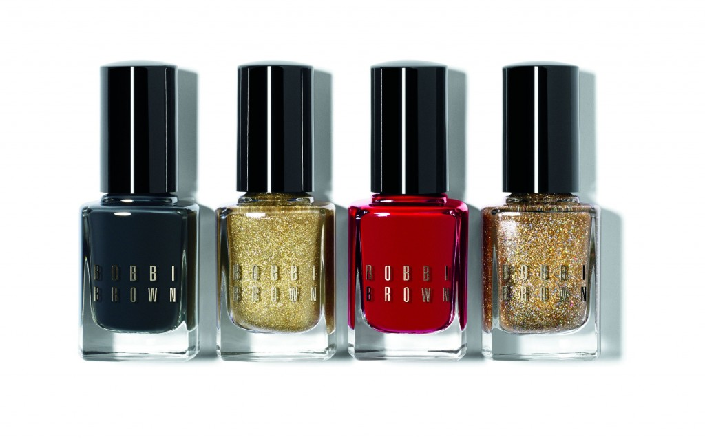 Bobbi Brown Limited Edition Glitter nail Polish review Swatches Price India