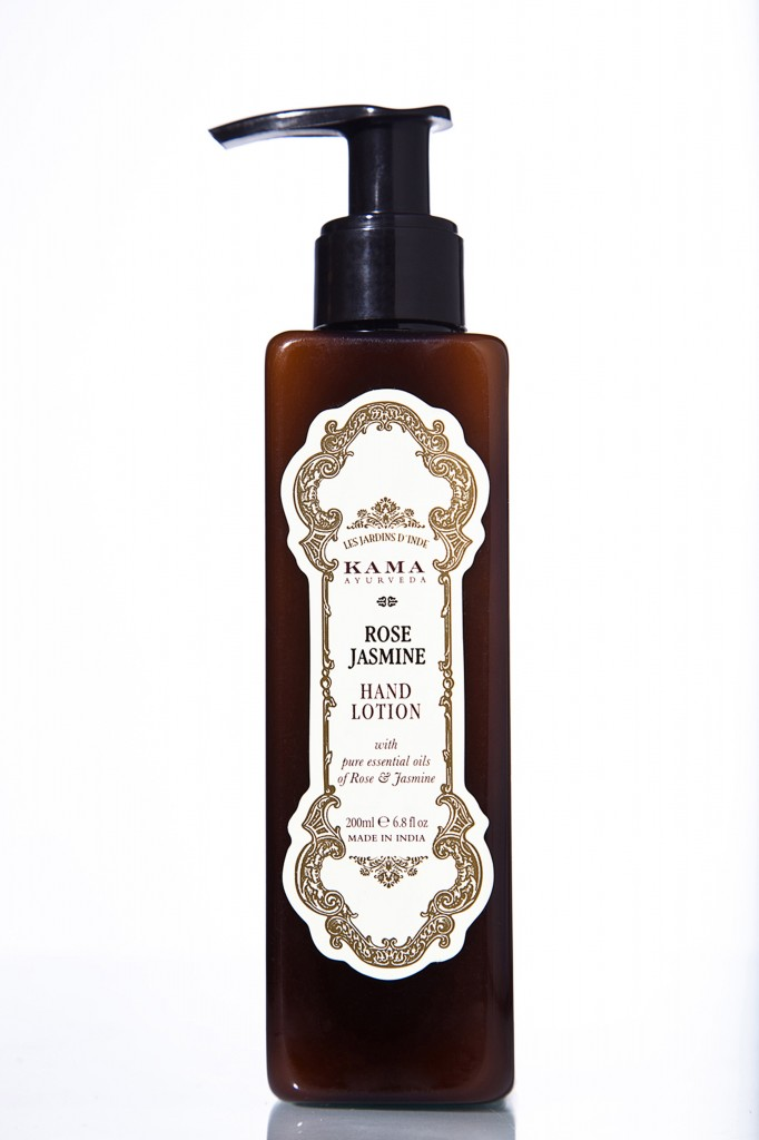 Rose & Jasmine hand lotion - Rs.895 for 200ml