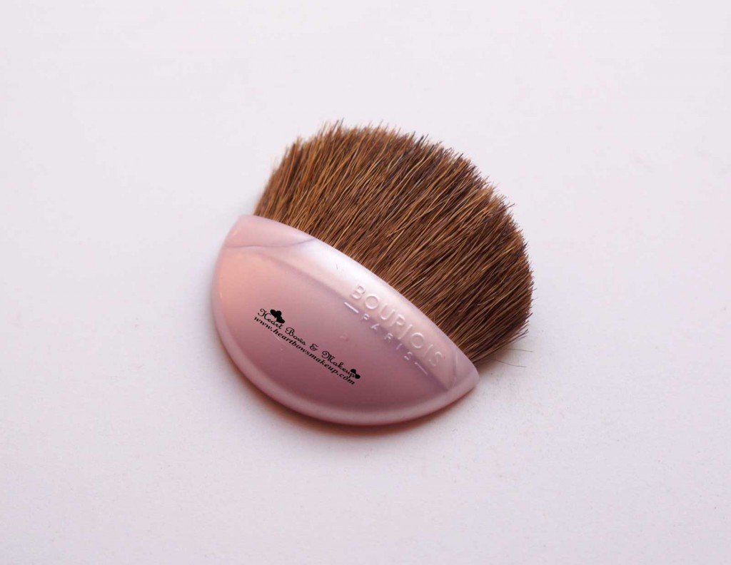 Bourjois Rose Frisson Review & Brush
