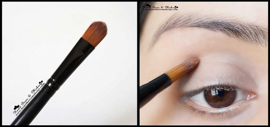 smokey brown eyemakeup tutorial