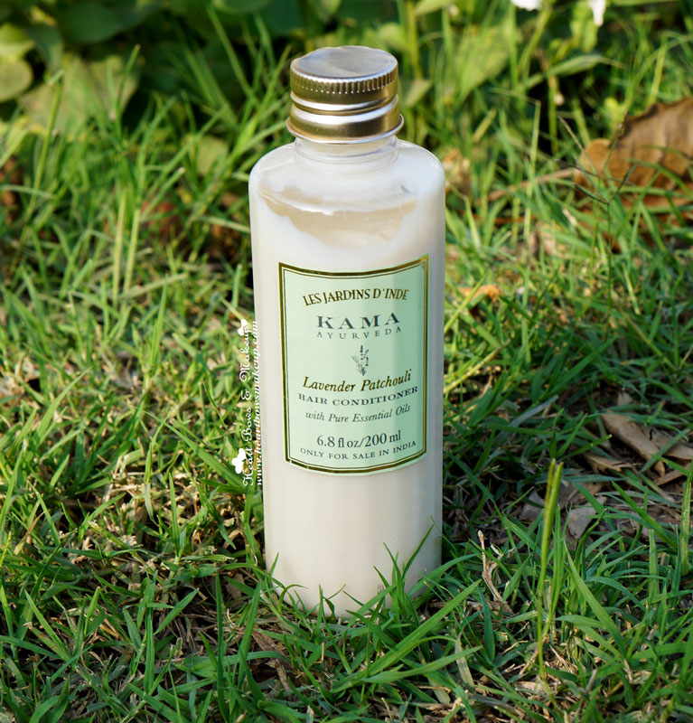 Kama Ayurveda Lavender Patchouli Conditioner Review Price India