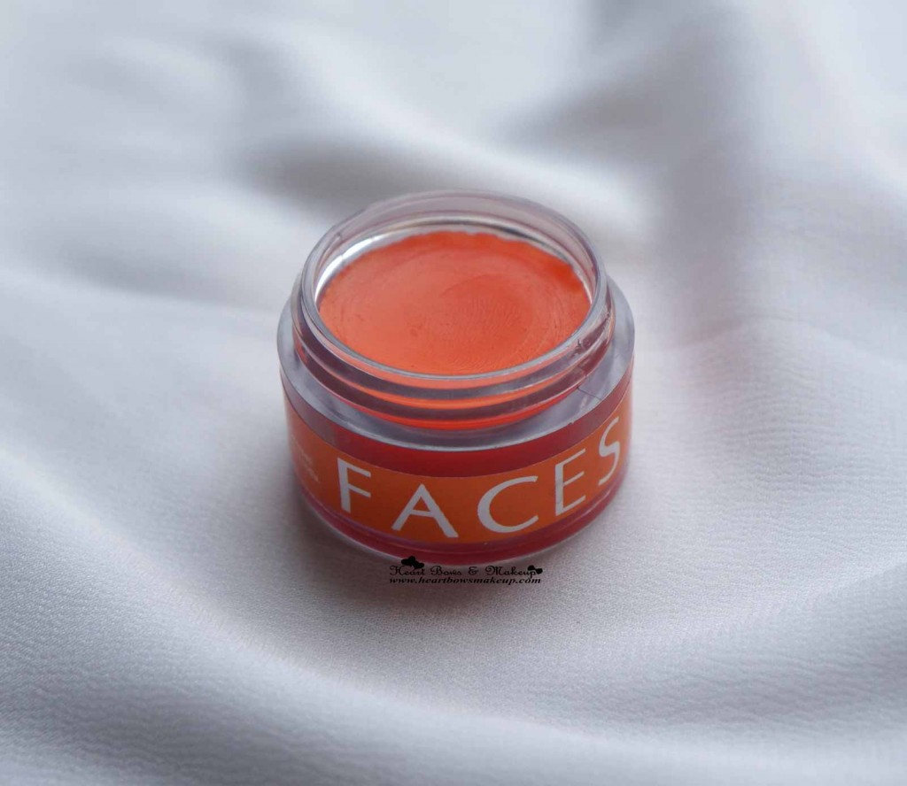 Faces Lip Smoother Peach Pleasure Review