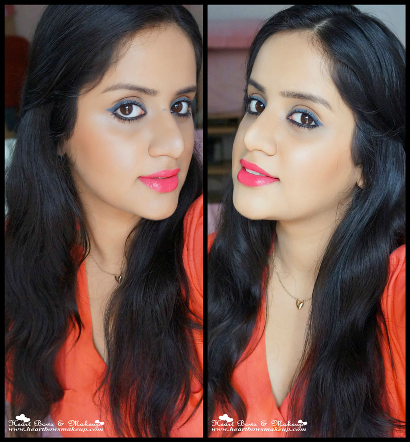 Lakme Eyeconic Grey Kajal Review Amp Swatches Heart Bows
