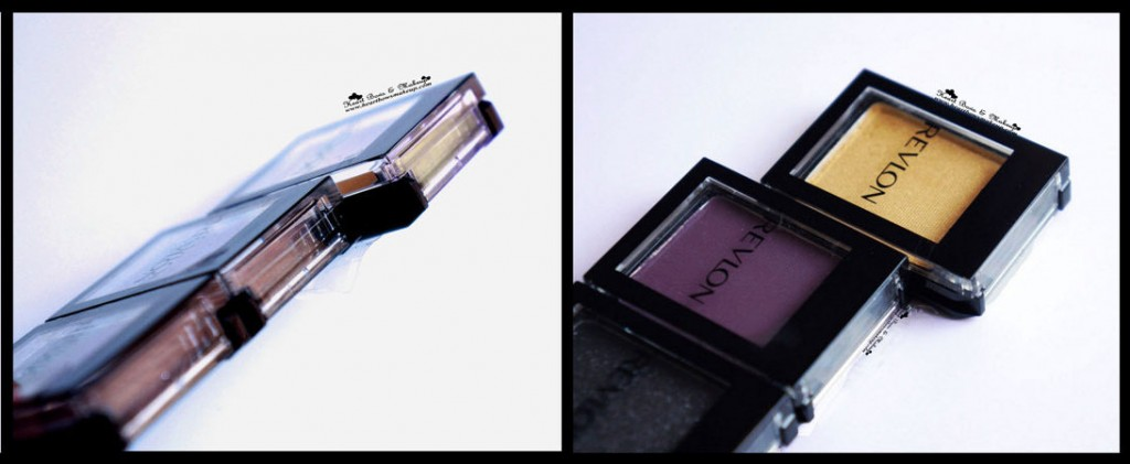 Revlon Colorstay Shadow Link Onyx Review make your own palette