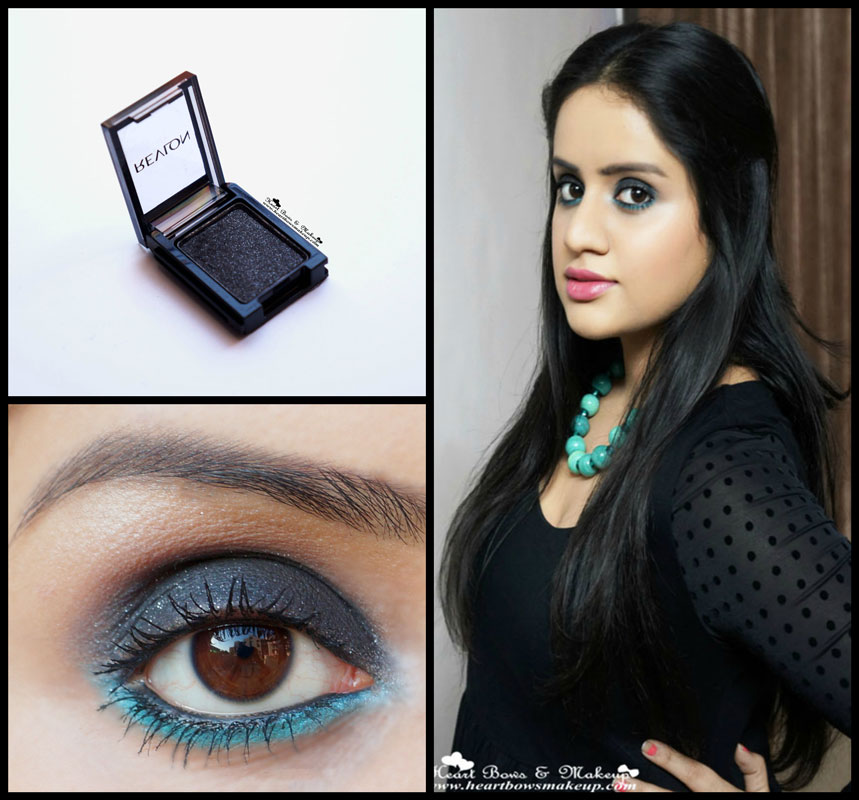 Revlon Colorstay Shadowlinks Onyx Review Swatches Price India