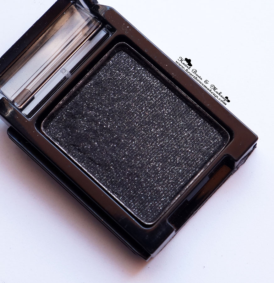 Revlon Colorstay ShadowLinks Onyx Eyeshadow Review Swatches India