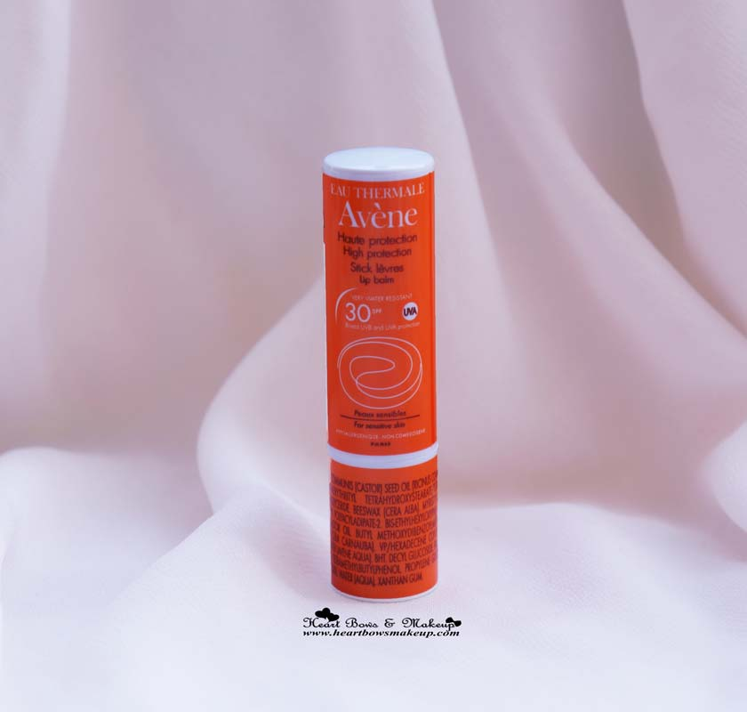 Avene High Protection Lip Balm SPF 30 Review, Price & Buy Online in India