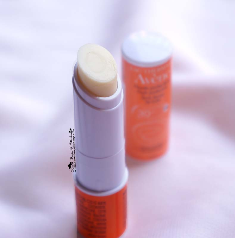 Avene High Protection Lip Balm SPF 30 Review: Best Lip Balm For Summers