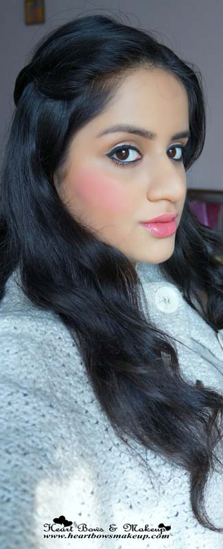 Indian Makeup & Beauty Blog: Colorbar Cheek Illusion Blush Everything's Rosy