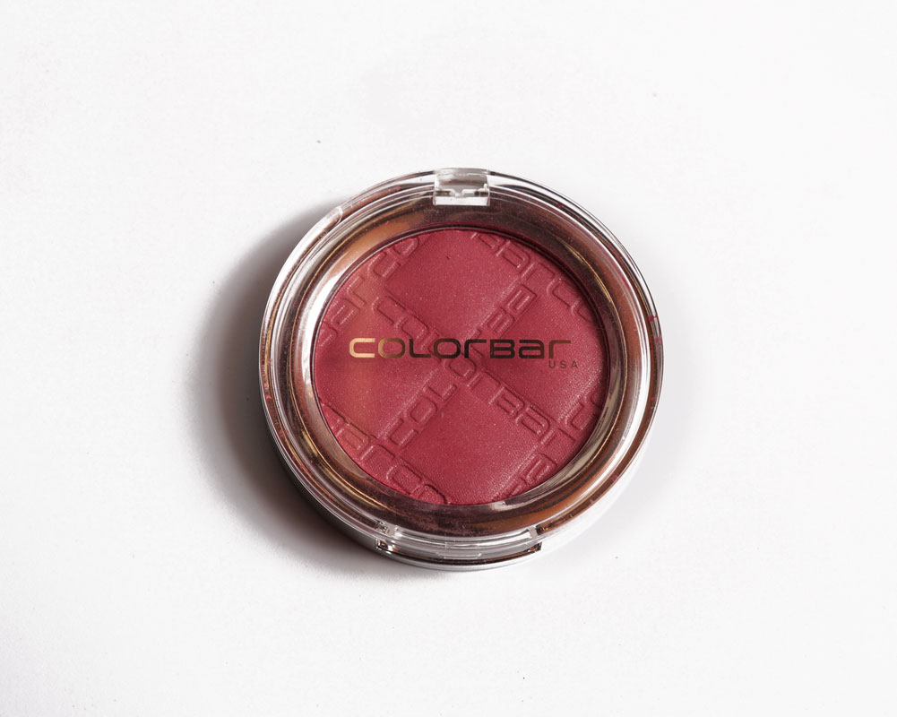 Colorbar Cheek Illusion Blush Everything's Rosy Review