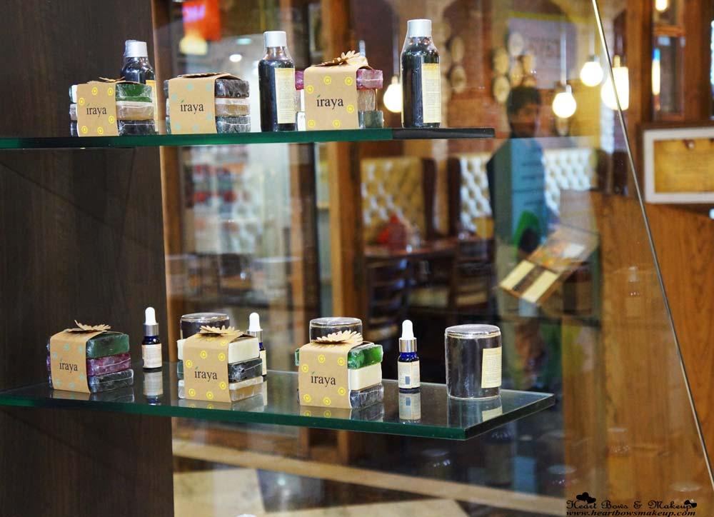 Iraya Store & Products