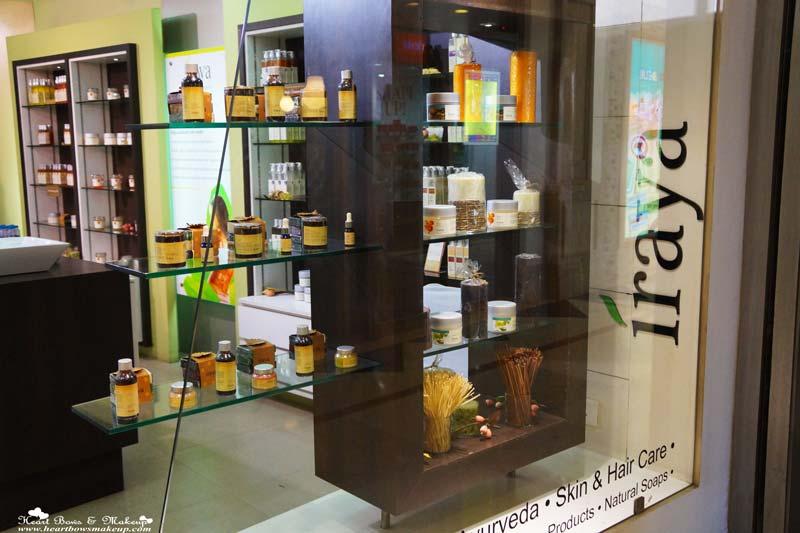 Iraya Products