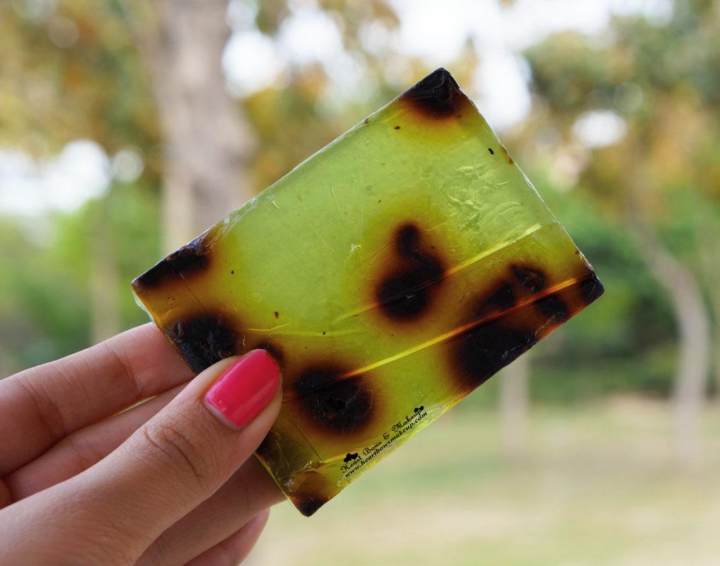 Iraya Green Tea Soap Review: Best Natural & Ayurvedic Soap in India
