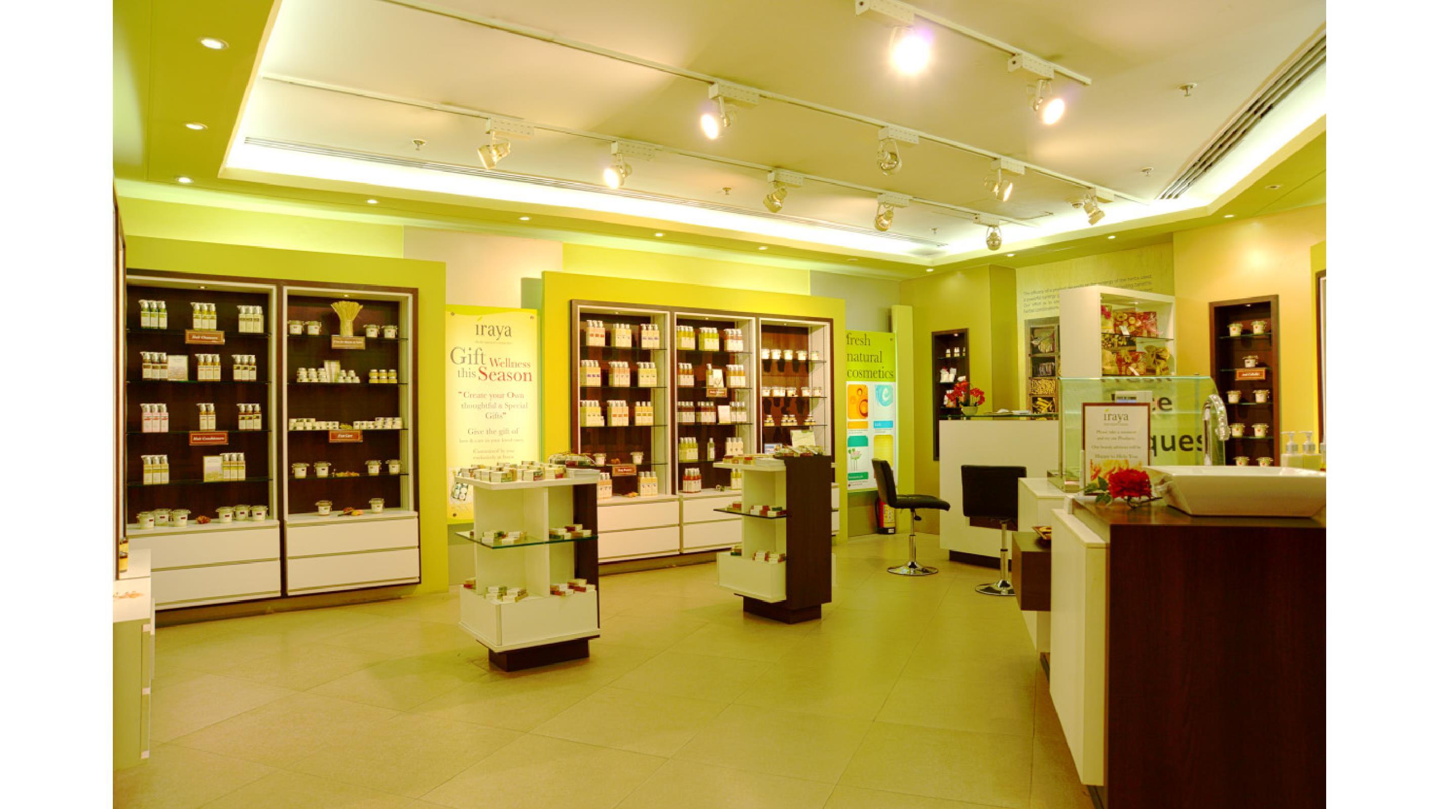 Iraya Store, DLF Promenade Delhi