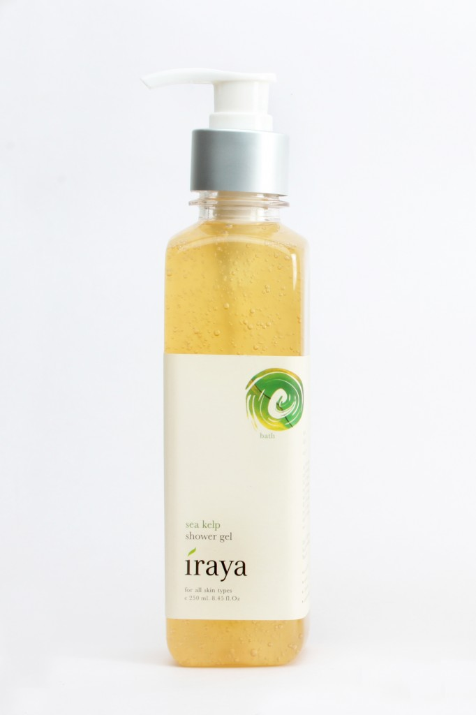 Iraya Seakelp Shower Gel Review & Price in India