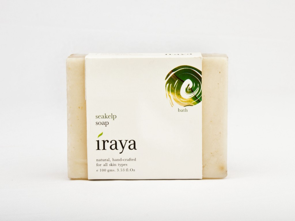 Iraya Sea Kelp Soap Review & Price in India