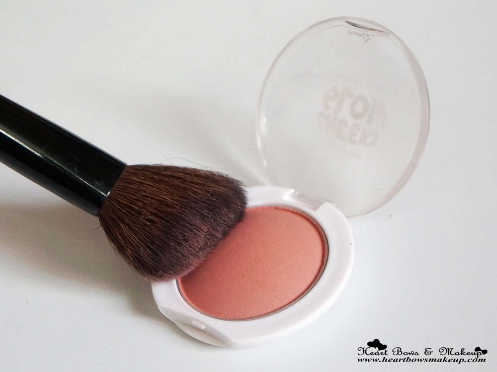 Maybelline Cheeky Glow Blush- Creamy Cinammon