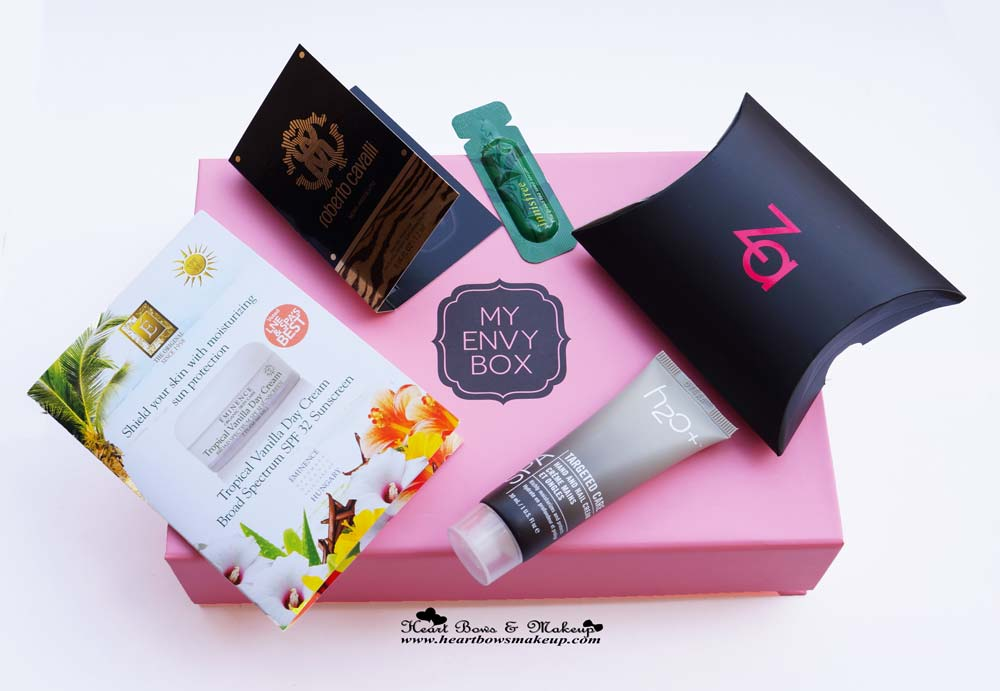 May My Envy Box Review & Products