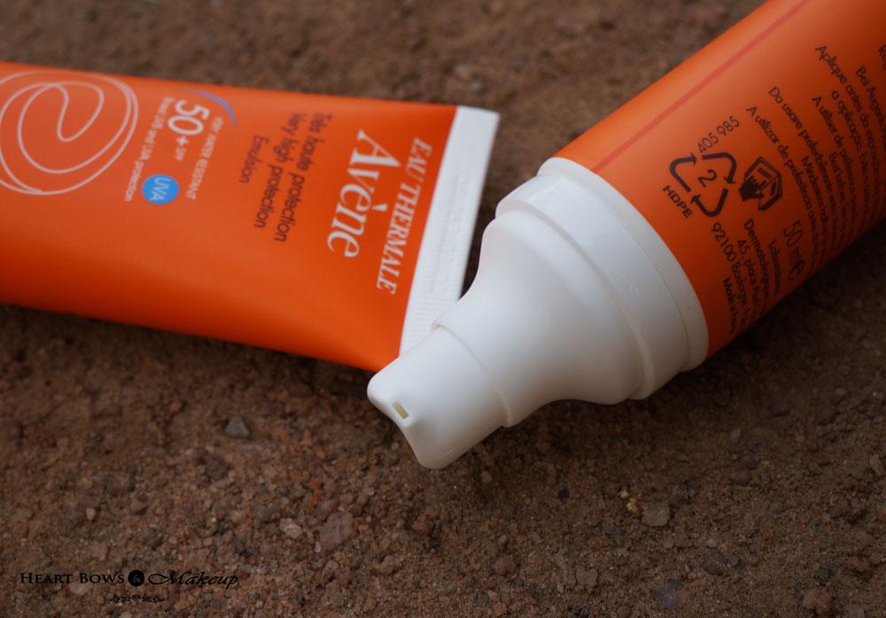 Avene VHP SPF 50+ Cream & Emulsion Review