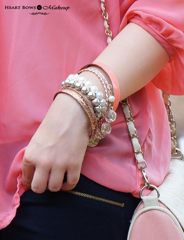 Delhi Fashion Blog: Beautiful Arm Candy