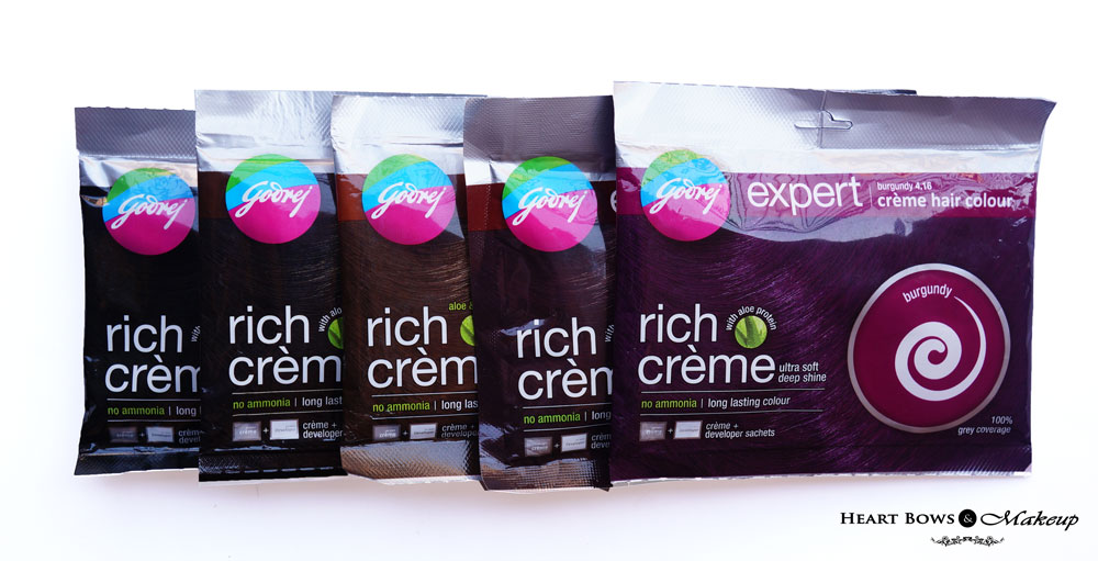 Godrej Expert Rich Cr 232 Me Hair Color Natural Brown 4 0