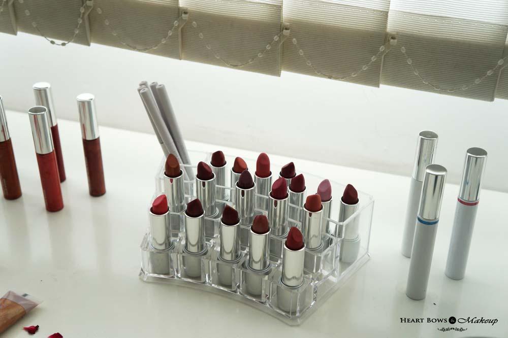 JAFRA Lipstick Range