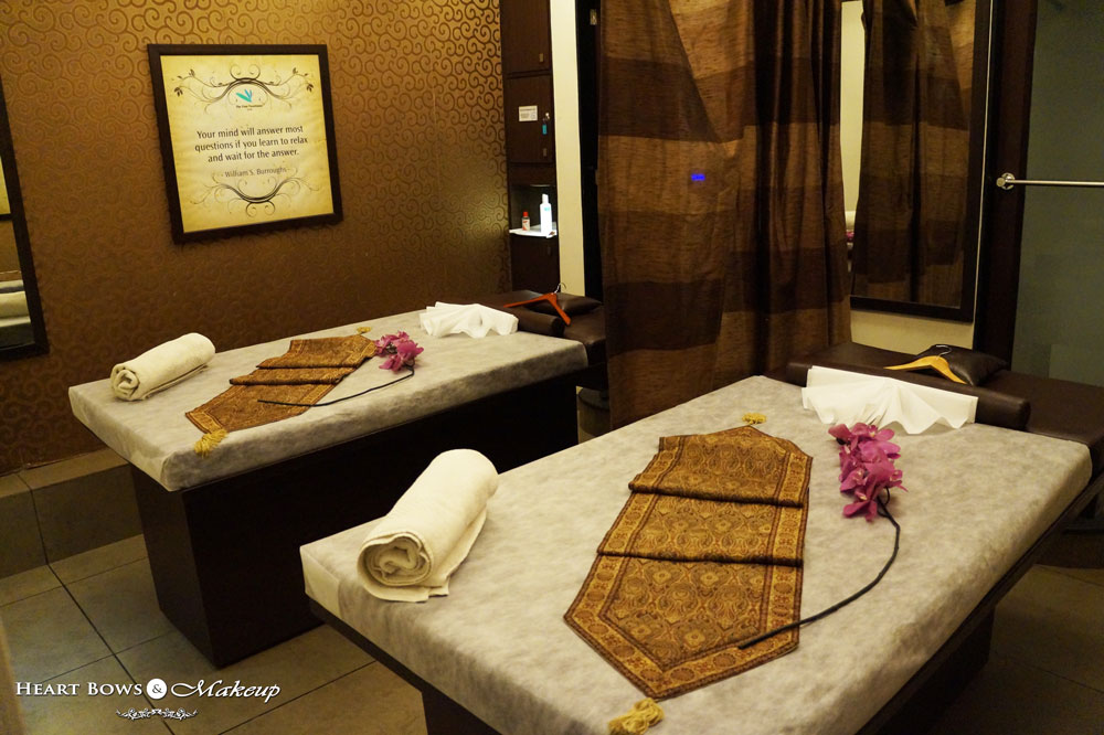 Harmony, The Couples Room at The Four Fountain Spa, South Ex Delhi