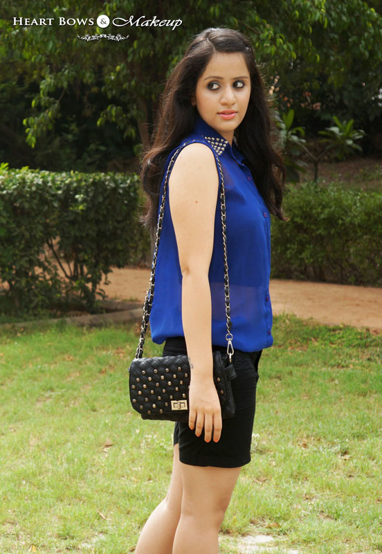 Indian Beauty Blog: Casual OOTD - Ahoy Summers!