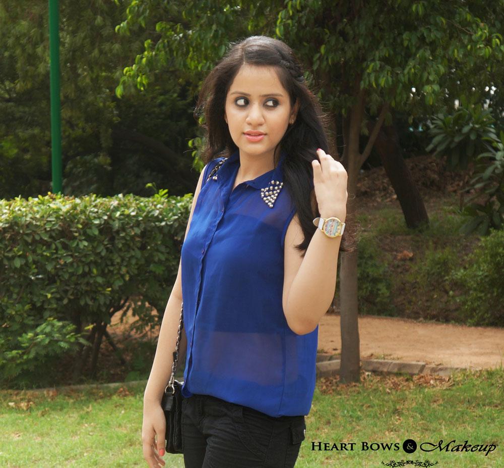 Indian Makeup Blog: Casual OOTD