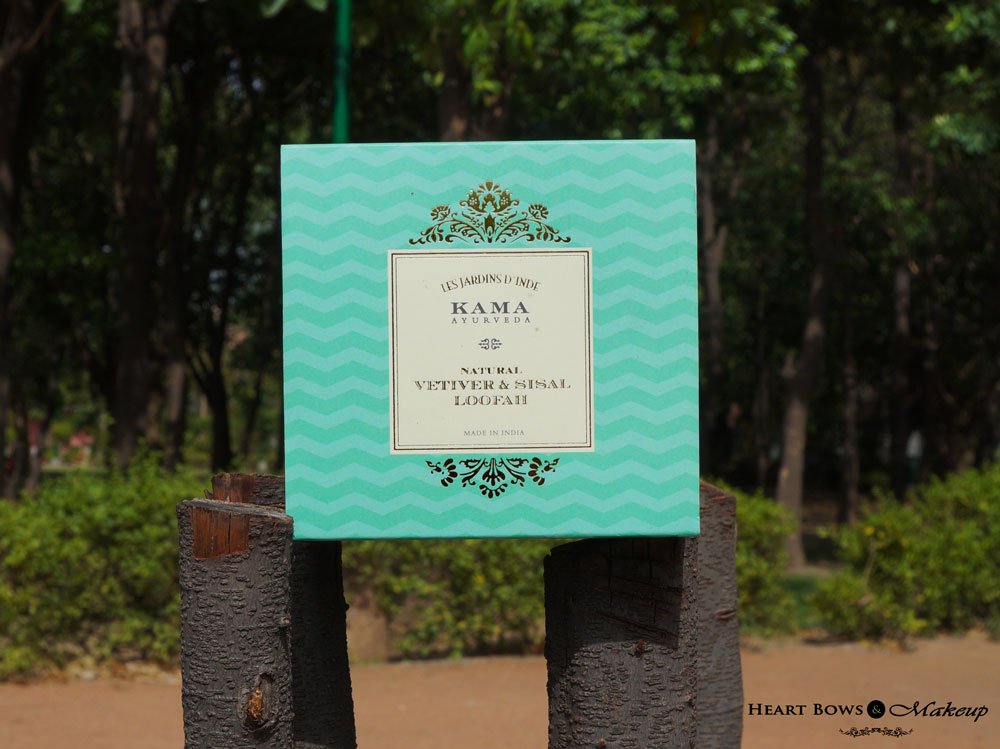 Kama Ayurveda Natural Vetiver & Sisal Loofah Review