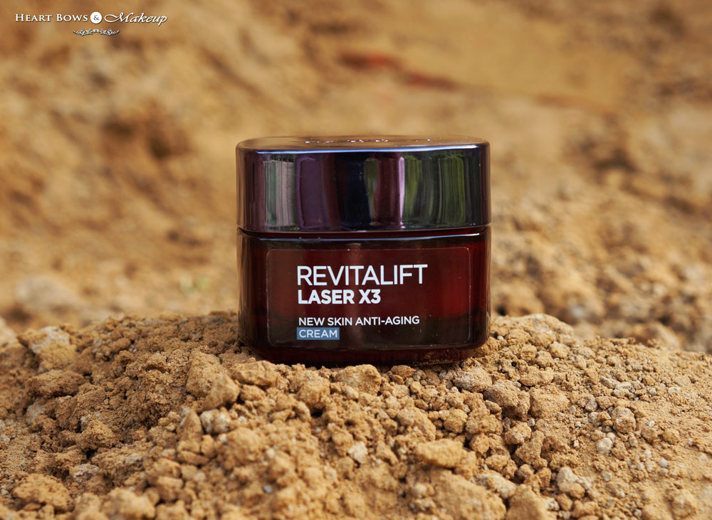 LOreal Revitalift Laser X3 Anti Aging Cream Review