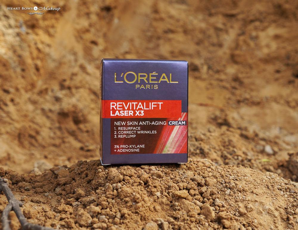LOreal Revitalift Laser X3 Anti Aging Cream Review, Price & Buy Online India