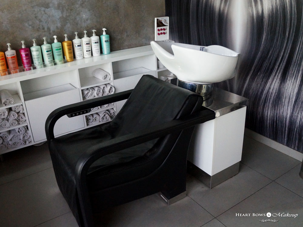 Kerastase Hair Spa Review & Price at Geetanjali Salon, Delhi