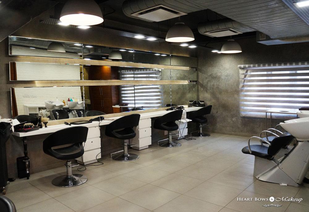 Geetanjali Salon Services Review