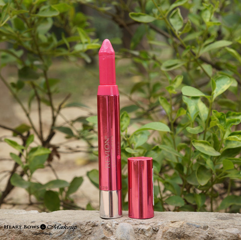 Revlon Coquette Lacquer Balm Review & Swatches India
