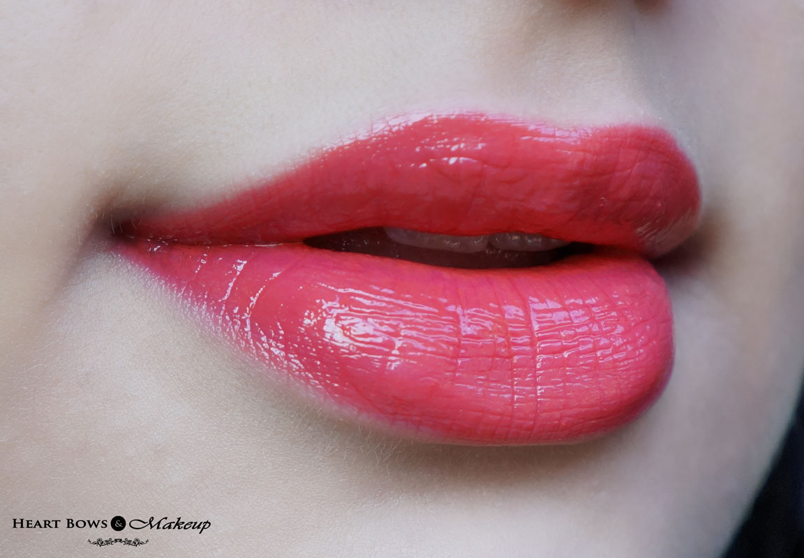 Colorbar Pout In A Pot Lipcolor Charming Pink Review