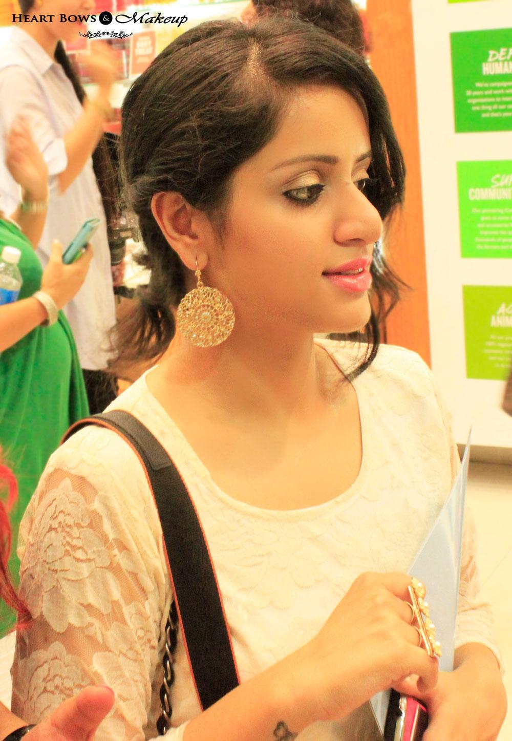 Indian Beauty Blog: My Khoobsurat Moment!