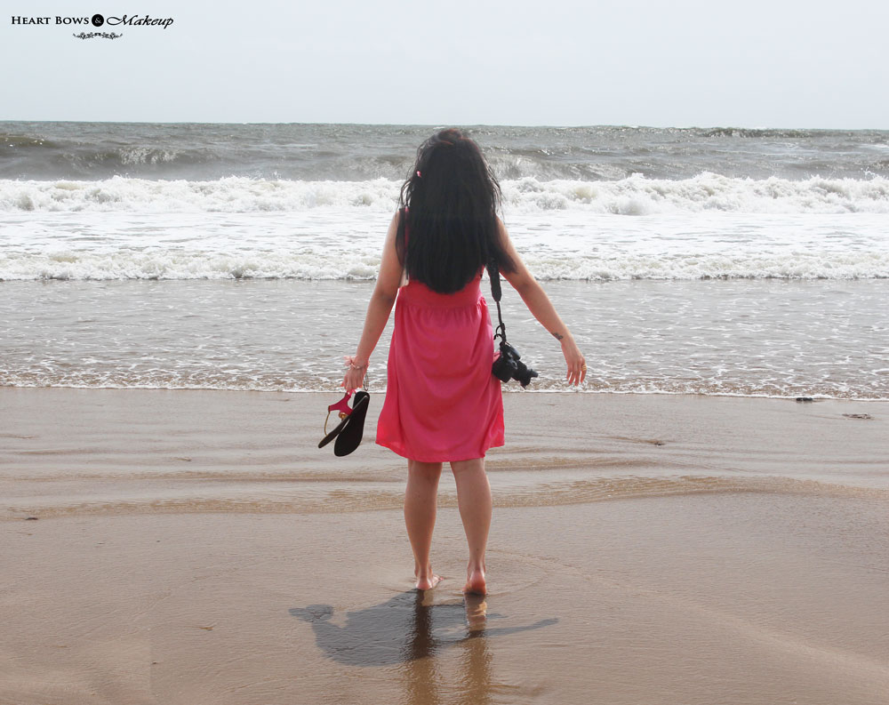 Indian Makeup & Beauty Blog: A Day At The Beach!
