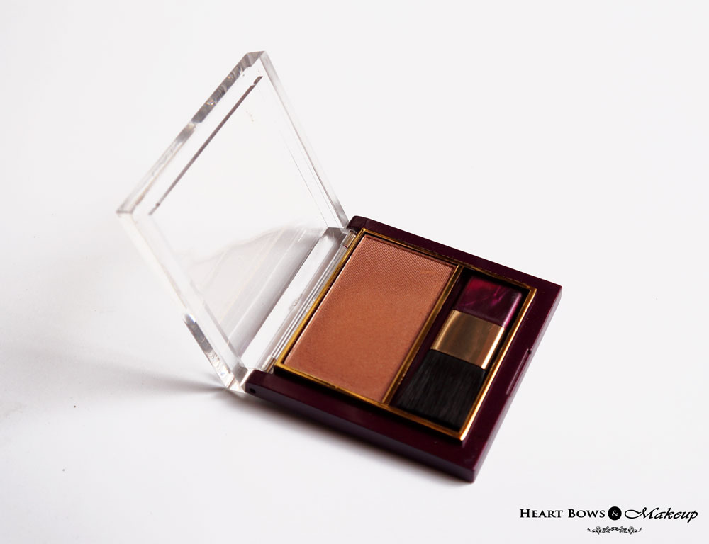 Lakme Pure Rouge Blush Honey Bunch Review & Swatches