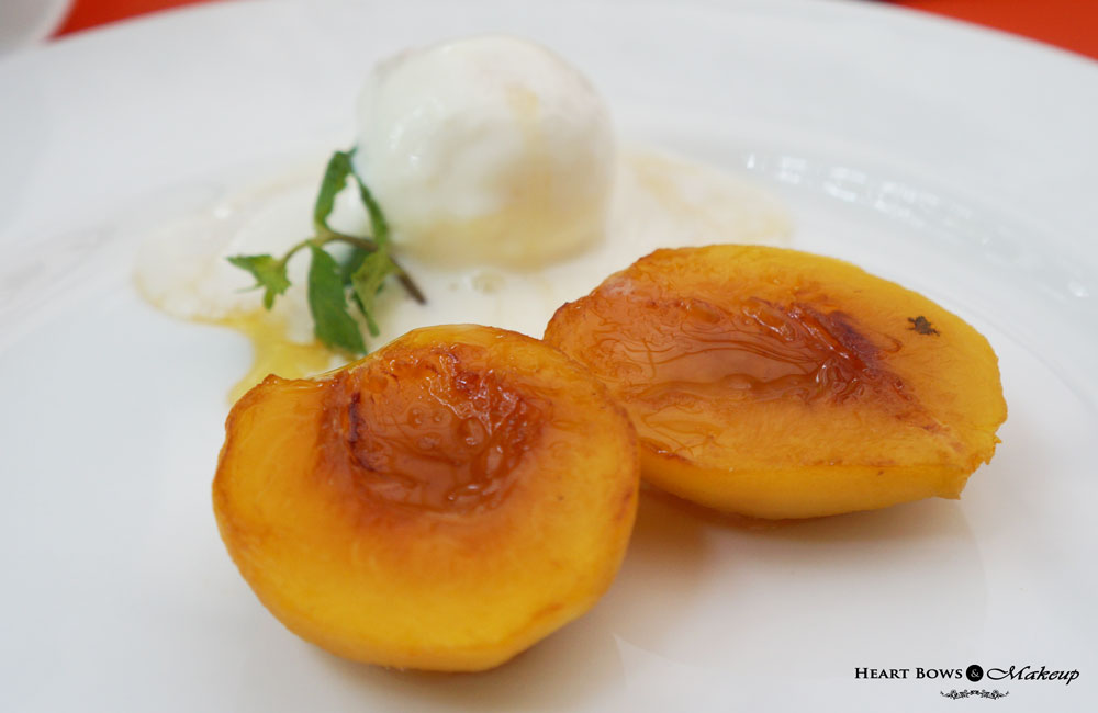 Indian Food Blog: Lodi- The Garden Restaurant Review & Desserts