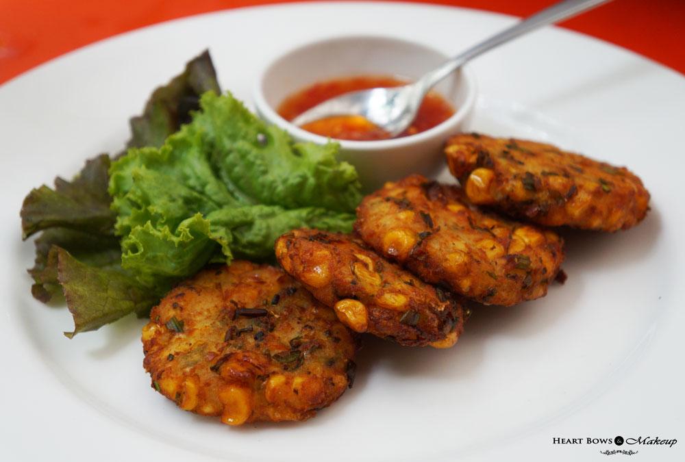 Indian Food Blog: Lodi- The Garden Restaurant Monsoon Festival Review