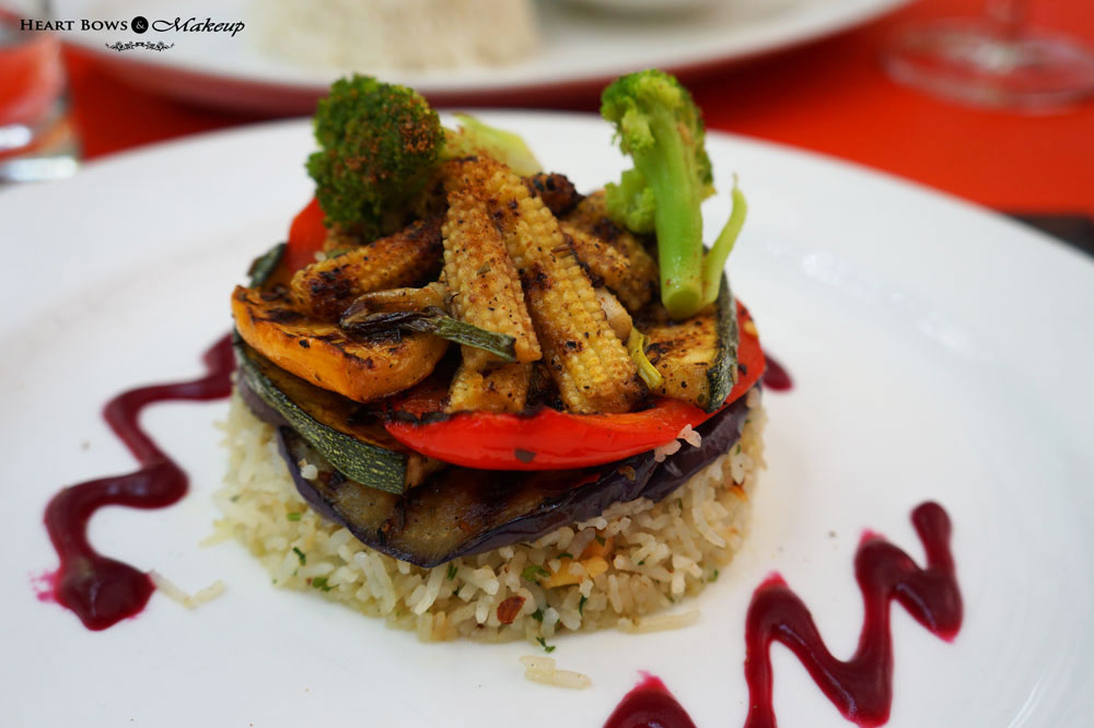 Indian Food Blog: Lodi- The Garden Restaurant Monsoon Festival Review & Dishes