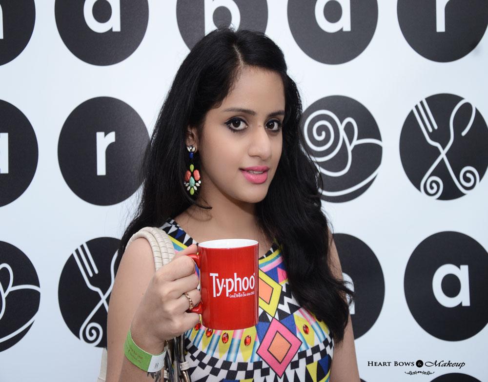 Indian Beauty Blog- Typhoo Bloggers Meet