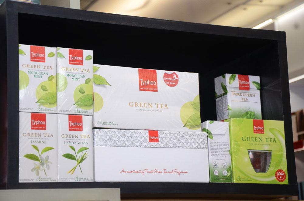 Typhoo Bloggers Meet- Benefits of Green Tea