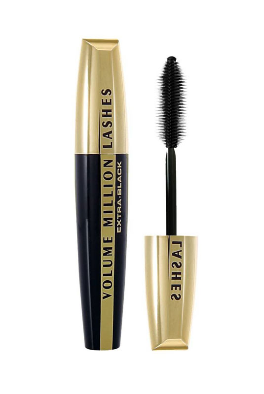 Best Mascaras in India: L'Oreal Paris Volume Million Lashes Mascara Review & Price India
