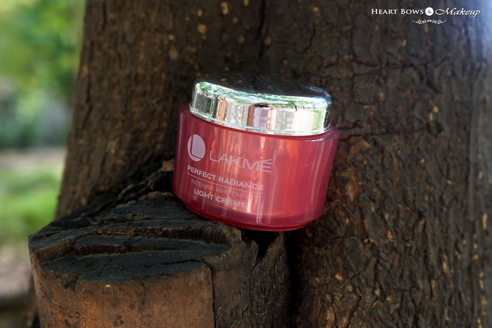 Lakme Perfect Radiance Intense Whitening Cream Review