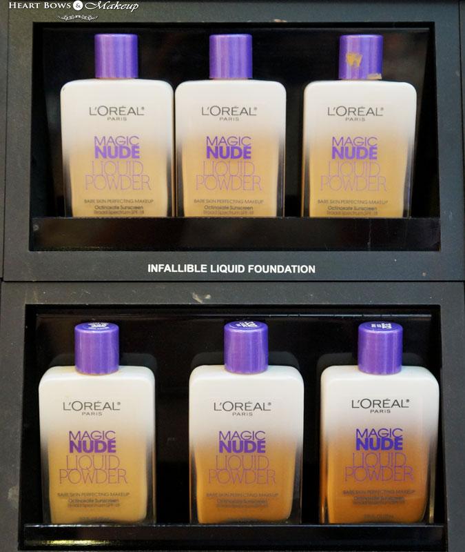 NEW Loreal Magic Nude Liquid Powder First Impressions