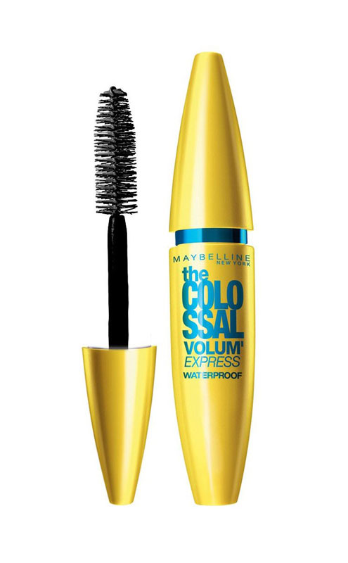 Best Mascaras Available in India: Maybelline The Colossal Volum' Express Mascara Review & Price