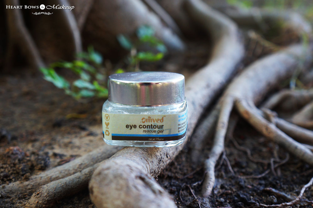Omved Eye Contour Rescue Gel Review, Price & Buy Online India