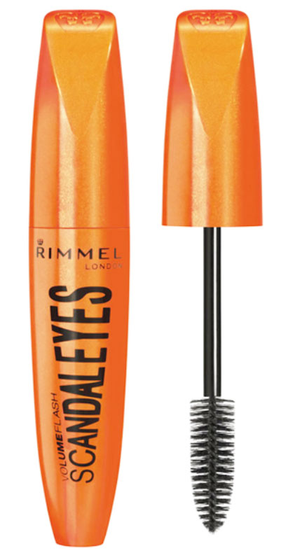 Best Mascaras in India: Rimmel London Scandal Eyes Mascara Review & Price India